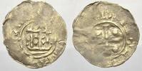 Denar 1024-1039 Mainz, Königliche Münzstätte Konrad II. 1024-1039. Sehr... 195,00 EUR  +  5,00 EUR shipping