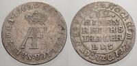 1/12 Taler 1763 Pommern-unter schwedischer Besetzung Adolph Friedrich 1... 125,00 EUR  +  5,00 EUR shipping