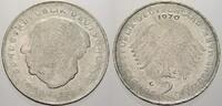 2 Deutsche Mark 1970  G Bundesrepublik Deutschland  Seltene Fehlprägung... 150,00 EUR  +  5,00 EUR shipping