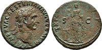 As, 98/99. Kaiserliche Prägungen Traianus, 98-117.   100,00 EUR  +  6,00 EUR shipping