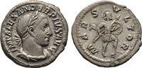 Denar 231/235, Kaiserliche Prägungen Severus Alexander, 222-235.   60,00 EUR54,00 EUR  +  6,00 EUR shipping