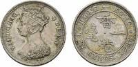 10 Cents 1888. Hong Kong Victoria von Grossbritannien, 1842-1901, 1877 ... 30,00 EUR