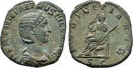 Red. Sesterz,  Kaiserliche Prägungen Traianus Decius für Herennia Etrus... 75,00 EUR  +  6,00 EUR shipping