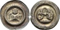 Pfennig (Brakteat) 1260/1270.  Prägungen 2. Hälfte des 13. Jahrhunderts... 100,00 EUR  +  6,00 EUR shipping