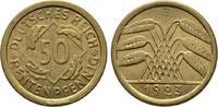 50 Rentenpfennig 1923 G. WEIMARER REPUBLIK    50,00 EUR  +  6,00 EUR shipping