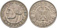 5 Mark 1933 D, DRITTES REICH    150,00 EUR  +  6,00 EUR shipping