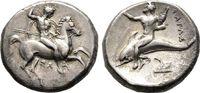 Didrachme 302/281 v. Chr., Magistra Kalabrien  Sehr schön  450,00 EUR  +  6,00 EUR shipping