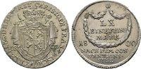 20 Kreuzer 1800. Diverse Christoph Franz von Buseck, 1795-1802 Vorzügli... 75,00 EUR  +  6,00 EUR shipping