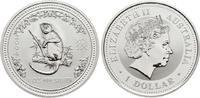 Dollar Unze 2004, Australien  Stempelglanz  75,00 EUR  +  6,00 EUR shipping
