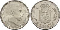 2 Kronen 1916 Dänemark Christian X., 1912-1947 Vorzüglich  70,00 EUR  +  6,00 EUR shipping