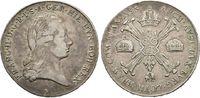 Kronentaler 1795,  Franz I. (II.), 1792-1835, bis 1806 Deutscher Kaiser   70,00 EUR  +  6,00 EUR shipping
