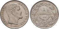 Rigsdaler 1854 VS, Dänemark Friedrich VII., 1848-1863 Vorzüglich  160,00 EUR  +  6,00 EUR shipping