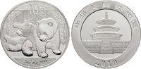 10 Yuan (1 Unze Feinsilber) 2010. China  Stempelglanz  35,00 EUR