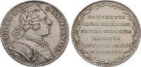 Silbermedaille 1747, Konvent des Clergé  Frankreich Ludwig XV., 1715-17... 50,00 EUR