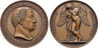 Bronzemedaille 1830, auf seinen Tod. Hessen Ludwig I., 1806-1830, 1790-... 50,00 EUR