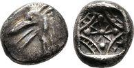 Triobol 500/480 v. Chr. Karien    125,00 EUR  +  6,00 EUR shipping