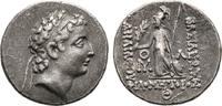 Drachme Jahr 9 (= 104/103 v. Chr. Kappadokien Ariarathes VII. Philometo... 175,00 EUR  +  6,00 EUR shipping