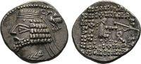 Drachme, Laodikeia. Reich der Arsakiden Phraates IV., 38-2 v. Chr. Sehr... 125,00 EUR