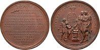 Bronzemedaille 1692, auf das Namensfest  Bayern  Vorzüglich  50,00 EUR