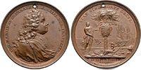 Bronzemedaille 1726, Diverse  Vorzüglich  50,00 EUR  +  6,00 EUR shipping