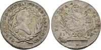 20 Kreuzer 1783, München. Bayern Karl Theodor, 1777-1799, seit 1743 Kur... 50,00 EUR