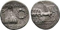 Denar 18 v. Chr., Colonia Patri Kaiserliche Prägungen Augustus, 27 v. C... 600,00 EUR