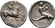 Didrachme 345/334 v. Chr., Kalabrien  Sehr schön  1500,00 EUR free shipping