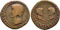 Bronze Carthago Nova. Hispanien Tiberius mit Nero und Drusus Junior Seh... 125,00 EUR