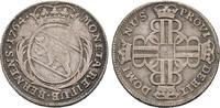 20 Kreuzer 1764. Schweiz  Sehr schön  40,00 EUR  +  6,00 EUR shipping