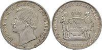 Vereinstaler 1870, Dresden, Ausbeute. Sachsen Johann, 1854-1873 Sehr sc... 100,00 EUR