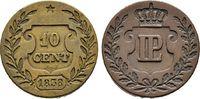 Bimetall-Probe-10 Centimes 1838, Frankreich Ludwig Philipp, 1830-1848   175,00 EUR  +  6,00 EUR shipping