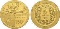 150 Yuan (1/3 Unze Feingold) 2008. 29. Sommerolympiade China  Polierte ... 440,00 EUR