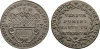 Silberabschlag von den Stempeln des Duka 1717, diverse  Sehr schön  100,00 EUR  zzgl. 4,50 EUR Versand