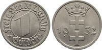Gulden 1932. DANZIG, FREIE STADT    65,00 EUR  +  6,00 EUR shipping