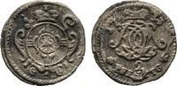 2 Pfennig 1733,  Franz Georg von Schönborn, 1729-1756   25,00 EUR  zzgl. 4,50 EUR Versand