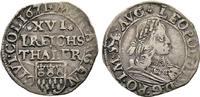 1/16 Reichstaler 1671. diverse  Sehr schön  75,00 EUR  zzgl. 4,50 EUR Versand