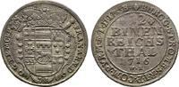 1/12 Taler 1716.  Franz Arnold von Metternich, 1706-1718   40,00 EUR  +  6,00 EUR shipping
