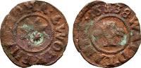 Cu-Pfennig 1638,  Wolrad IV., Philipp und Johann, 1638-1640   50,00 EUR  +  6,00 EUR shipping