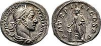 Denar 225. Kaiserliche Prägungen Severus Alexander, 222-235. Vorzüglich  100,00 EUR  +  6,00 EUR shipping