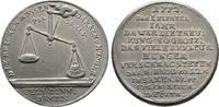 Zinnmedaille 1772, auf die große Teuer diverse  Vorzüglich  100,00 EUR  zzgl. 4,50 EUR Versand