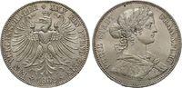 Vereinstaler 1862.     240,00 EUR  +  6,00 EUR shipping