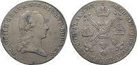1/4 Kronentaler 1792 A, Diverse Leopold II., 1790-1792 Sehr schön/V  70,00 EUR  +  6,00 EUR shipping