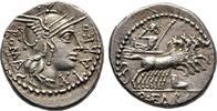 Denar 124 v. Chr., Republikanische Prägungen Q. Fabius Labeo   150,00 EUR  +  6,00 EUR shipping