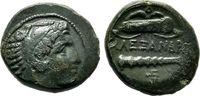 Bronze  Makedonisches Weltreich Alexander III. der Grosse, 336-323 v. C... 45,00 EUR  +  6,00 EUR shipping