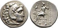 Drachme im Namen Alexanders III. 301/299 v. Chr., Makedonisches Weltrei... 250,00 EUR  +  6,00 EUR shipping