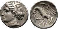 Drachme 338/308 v. Chr. Euboea    650,00 EUR  +  6,00 EUR shipping