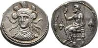 Stater, Tarsos. Kilikien Satrap Balakros, 333-323 v. Chr. Vorzüglich  5000,00 EUR free shipping
