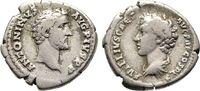 Denar 139 Kaiserliche Prägungen Antoninus Pius für Marcus Aurelius. Fas... 150,00 EUR  +  6,00 EUR shipping