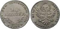 20 Kreuzer 1809, Hall, Aufstand unte diverse Franz I. (II.), 1792-1835,... 100,00 EUR  +  6,00 EUR shipping