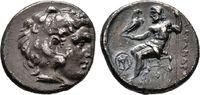 Drachme, unbest. Mzst. Makedonisches Weltreich Alexander III. der Gross... 200,00 EUR